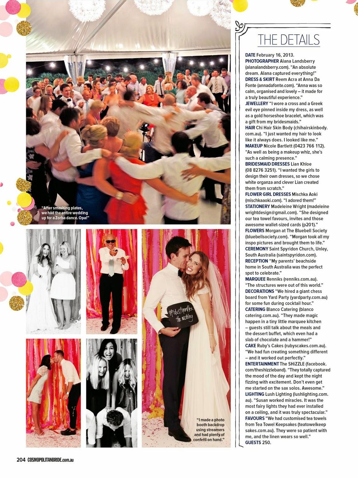 Cosmo Bride - Page 4